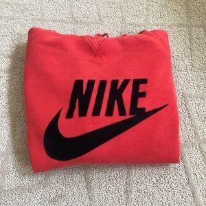 Pink Nike Hoodie